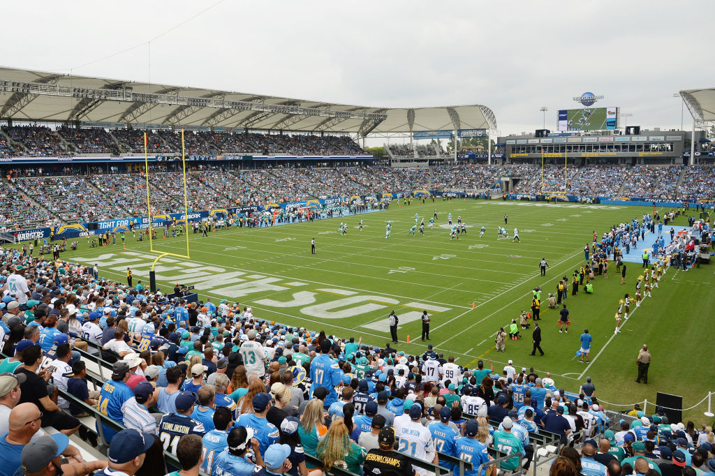 Browns Chargers Game Could Have The Smallest Crowd In