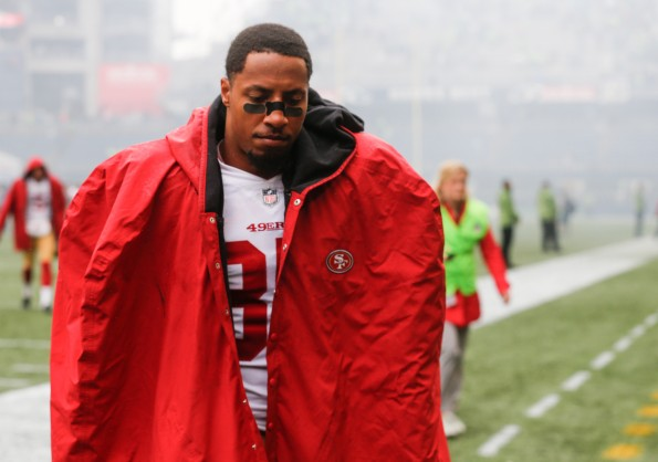Eric Reid Files Grievance Against NFL