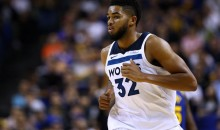 Karl-Anthony Towns Believes NBA Should Remove Marijuana From Banned Substances