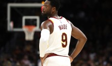 Dwyane Wade Was Very Upset About A Fake Quote of Him Saying His Wife Eats His Butt (TWEET)