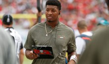 Jameis Winston Releases Statement & Denies Any Involvement In Groping Uber Driver's Crotch