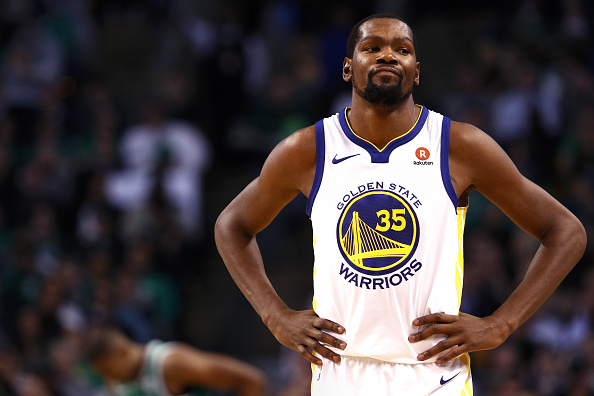 Kevin Durant calls huge Finals shot over LeBron James