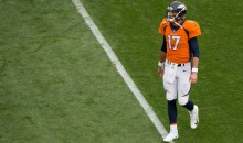 REPORT: Brock Osweiler Has Been Benched Yet Again; Paxton Lynch To Start Next Week