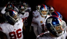 Billboard Blasting The New York Giants For Benching Eli Manning Spotted Near MetLife Stadium (PIC)