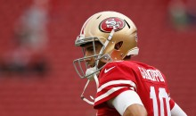 REPORT: 49ers Make Jimmy Garoppolo Highest Paid Player In NFL