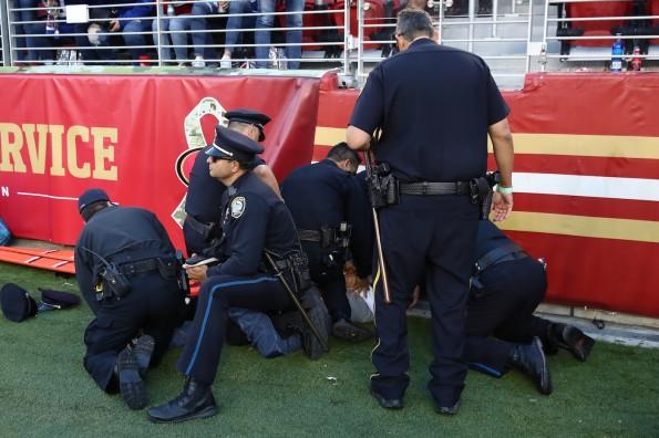 New York Giants v San Francisco 49ers