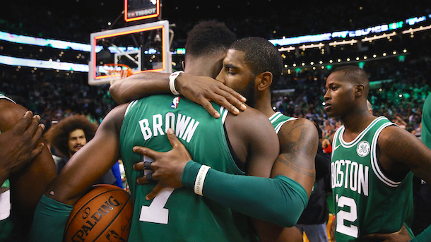 Jaylen Brown played game in honor of late best friend