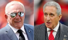 Jerry Jones Attacks Falcons Owner Arthur Blank, Accuses Him of Lying About Goodell Extension