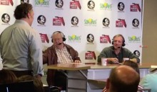 FSU Fan Gets Kicked Out of Jimbo Fisher's Live Radio Show For Questioning His Loyalty (VIDEO)