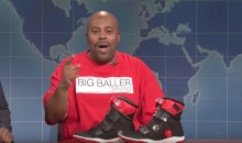 SNL Hilariously Mocked LaVar Ball & Unveiled New $700K Shoes For LiAngelo Ball (VIDEO)