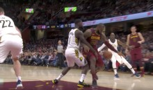 Lance Stephenson Gives LeBron James a Shot To The Groin (VIDEO)