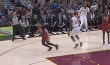 Ref Says LeBron James Was Ejected After He 'Threw An Air Punch Directly At Me' (VIDEO)