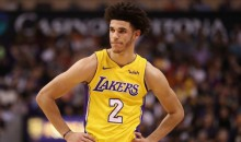 Lonzo Ball Was Credited with Some Pretty Questionable Assists in His Latest Triple Double (VIDEO)