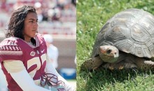 Shocking Plot Twist: Ricky Aguayo-FSU Frat Feud Somehow Led to Gruesome Murder of Innocent Turtle