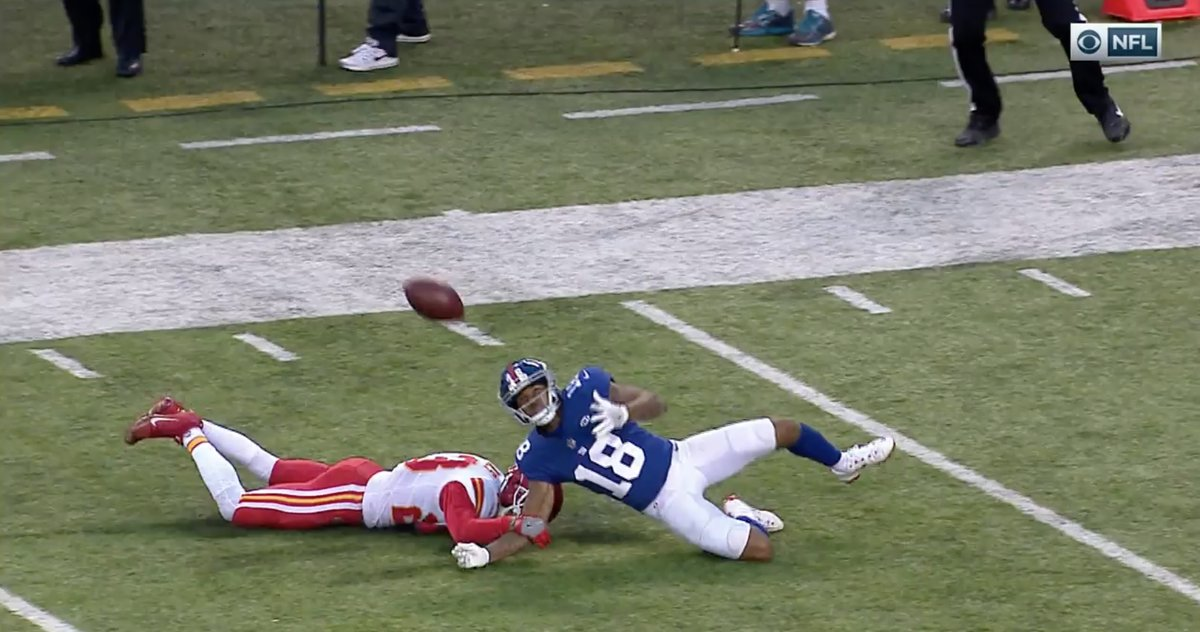 Shocker in New York: Giants upset Chiefs 12-9