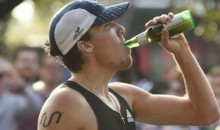 Canadian Runner Breaks 'Beer Mile' World Record With An INSANE Time (VIDEO)