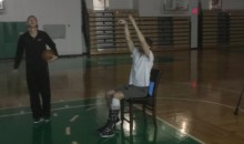 Great News! Gordon Hayward's ALREADY Back in the Gym Working on His NBA Return (VIDEO)