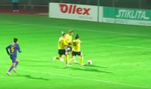 LOL!!!: Three Women's Soccer Teammates Get Together For One AWESOME Blooper (VIDEO)