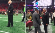 New Enemies Jerry Jones and Arthur Blank Were Dodging Each Other at Cowboys-Falcons Game (TWEET)