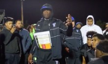 Things Got Tense Between Deion Sanders & Opposing Coaches at High School Football Game (VIDEO)