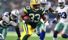 REPORT: Packers Rookie RB Aaron Jones Is Facing Marijuana Charges
