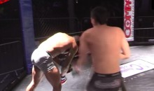 This Vicious KO Kick to the Head Might Be the Most Brutal Knockout of the Year (VIDEO)