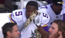 Teddy Bridgewater Cried Tears of Joy After Being Active For 1st Time in Two Years (VIDEO)
