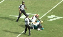 AJ Green & Jalen Ramsey Ejected For Fighting (VIDEO)