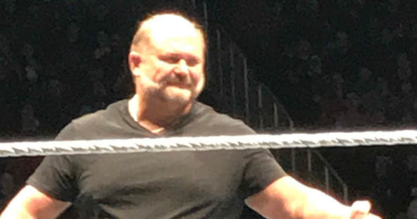 59 Year Old Wrestling Legend Arn Anderson Dropped A