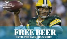 "Wisconsin Brewery's ""Free Beer Until Packers Score"" Promotion Went Horribly, Horribly Wrong"