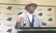 Cam Newton Used The Titanic To Describe Offense, Clearly Knew Nothing About It (VIDEO)