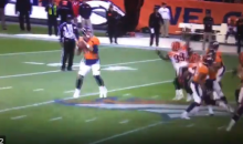 Watch This Brock Osweiler Pass on a Flea-Flicker Go To ABSOLUTELY NO ONE! (VIDEO)