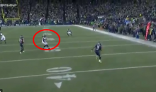 Watch Russell Wilson Destroy A Falcons Defender's Ankles With A Nasty Pump-Fake (VIDEO)