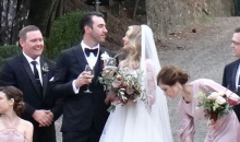 Astros' Justin Verlander Marries Kate Upton Three Days After Winning World Series (PICS)