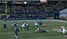 Seahawks Fake FG Attempt Would've Worked To Perfection If One Player Didn't Whiff On A Block (VIDEO)