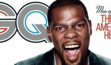 Kevin Durant Named GQ's 'Champion of The Year'
