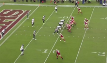 Jimmy Garappolo Tosses Touchdown Pass On 2nd Career Pass Attempt With 49ers (VIDEO)