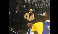 Mother Rips Steph Curry For Purposely Overlooking Her Son & Not Give Him An Autograph (VIDEO)