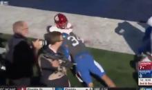 Louisville QB Lamar Jackson Gets Into Brawl Against Kentucky (VIDEO)