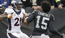 BREAKING: Michael Crabtree & Aqib Talib Suspended Two Games Each For Fighting