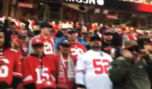 Raiders Fan Trolled The Hell Out of 49ers Fans During Game: 'When I Say 0, Y'all Say 9′ (VIDEO)