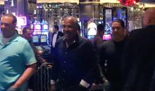 O.J. Simpson Thrown Out of Vegas Cosmopolitan Hotel for Belligerence; He is Now Permanently Banned