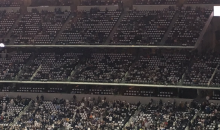 Cowboys Fans Seem To Have Abandoned Ship; At&T Stadium Half Empty For TNF (VIDEO)