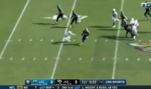 Jacksonville Jaguars Pulled Off a Fake Punt For A Touchdown (VIDEO)