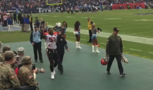 Bengals' Vontaze Burfict Taunted Titans Fans With 'Money Sign' After Getting Ejected (VIDEO)