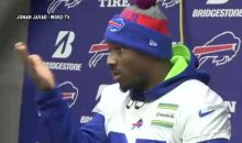 LeSean McCoy Accidentally Predicted That Nathan Peterman Would Throw 5 INT's Days Ago (VIDEO)