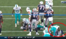 Dolphins CB Punches Danny Amendola; Gets Ejected From Game (VIDEO)