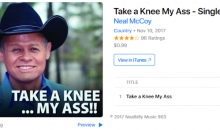 Country Singer Neal McCoy Debuts Song 'Take A Knee My Ass' Mocking NFL Anthem Protests (VIDEO)