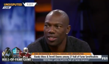 Terrell Owens Gives His Reason Why Randy Moss Should Not Be A First Ballot Hall of Famer (VIDEO)