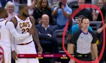 Enes Kanter Calls Ref Who Ejected LeBron From The Game The 'King of Cleveland' (TWEET)